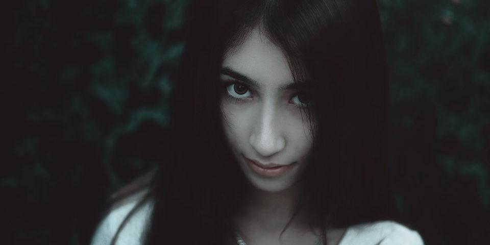 Dark Haired Girl